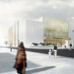 Hospital Architecture project, New Sulaibikhat Center, featured on ArchiPaper
