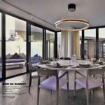 Detached single-family residence Mop House featured on The Best Interiors magazine
