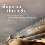 Public Building project for GDIS on Asian Perspective magazine