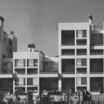High Density Housing: 2015 Kuwait vs. 1960 Spain