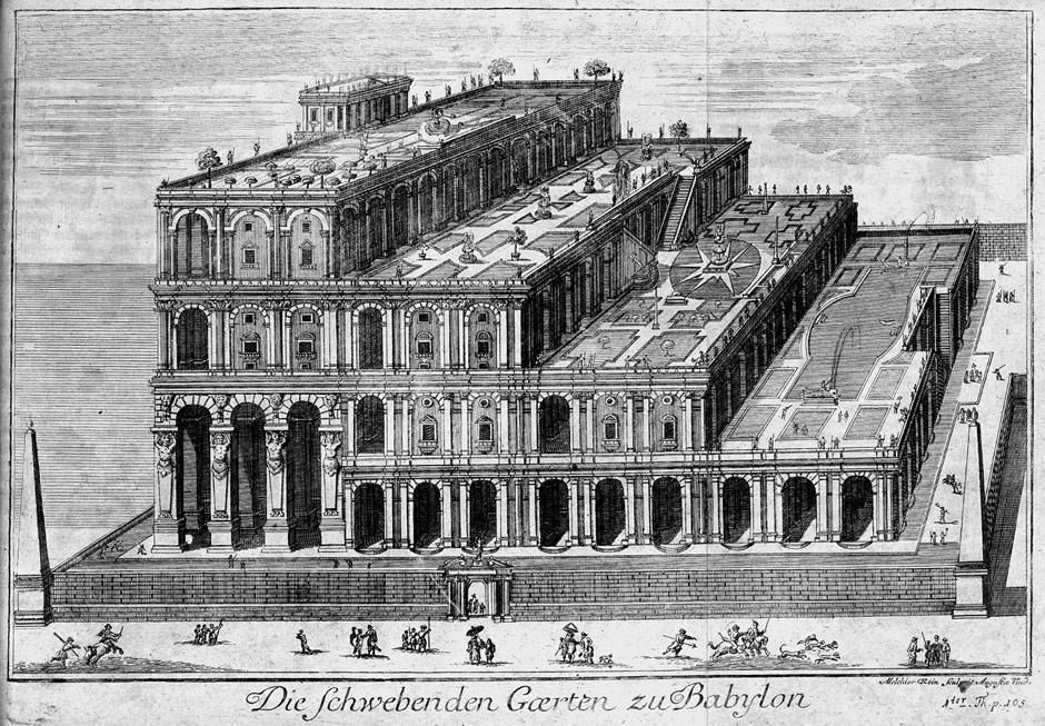 Traduciendo Entre Jardin Y Paraiso Atlas De Arquitectura