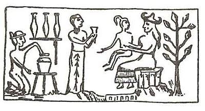 Ninti, mitología sumeria
