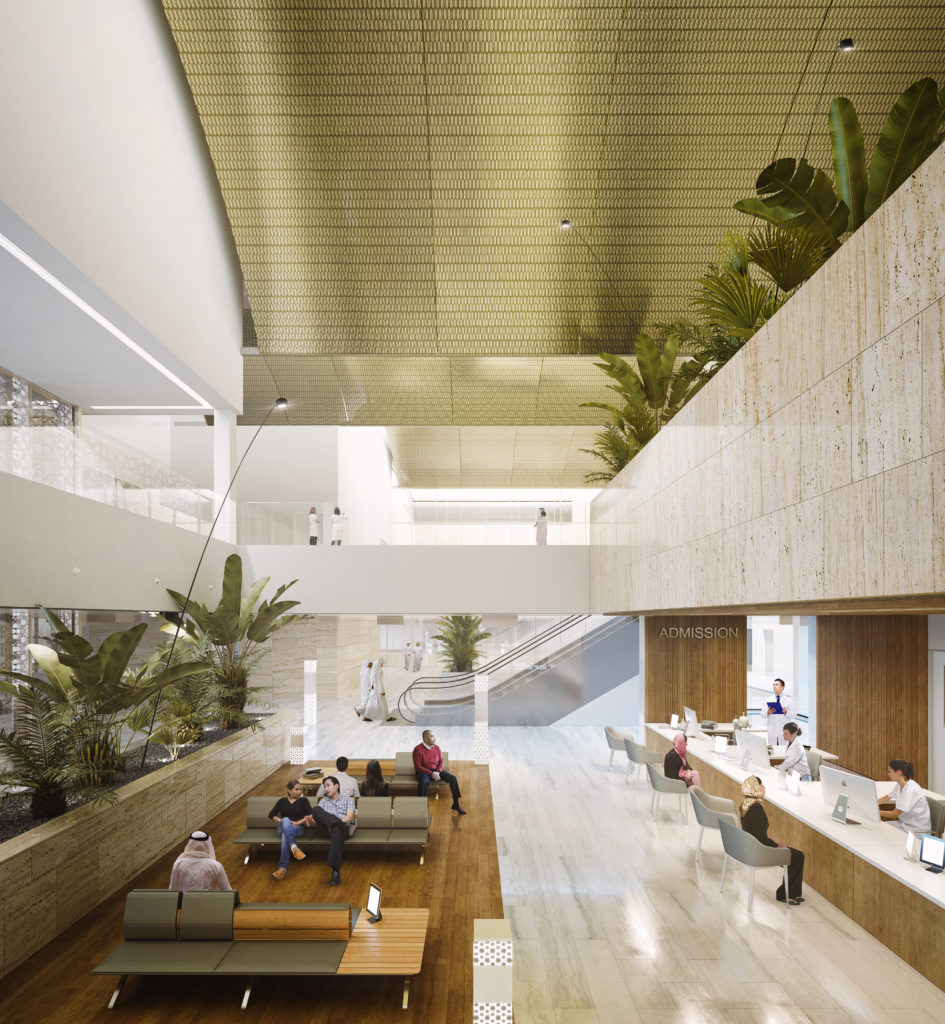 Kidney Clinic by AGi architects image by Poliedro - arquitectura hospitalaria