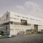 Healthcare architecture in Kuwait: new project by AGi architects