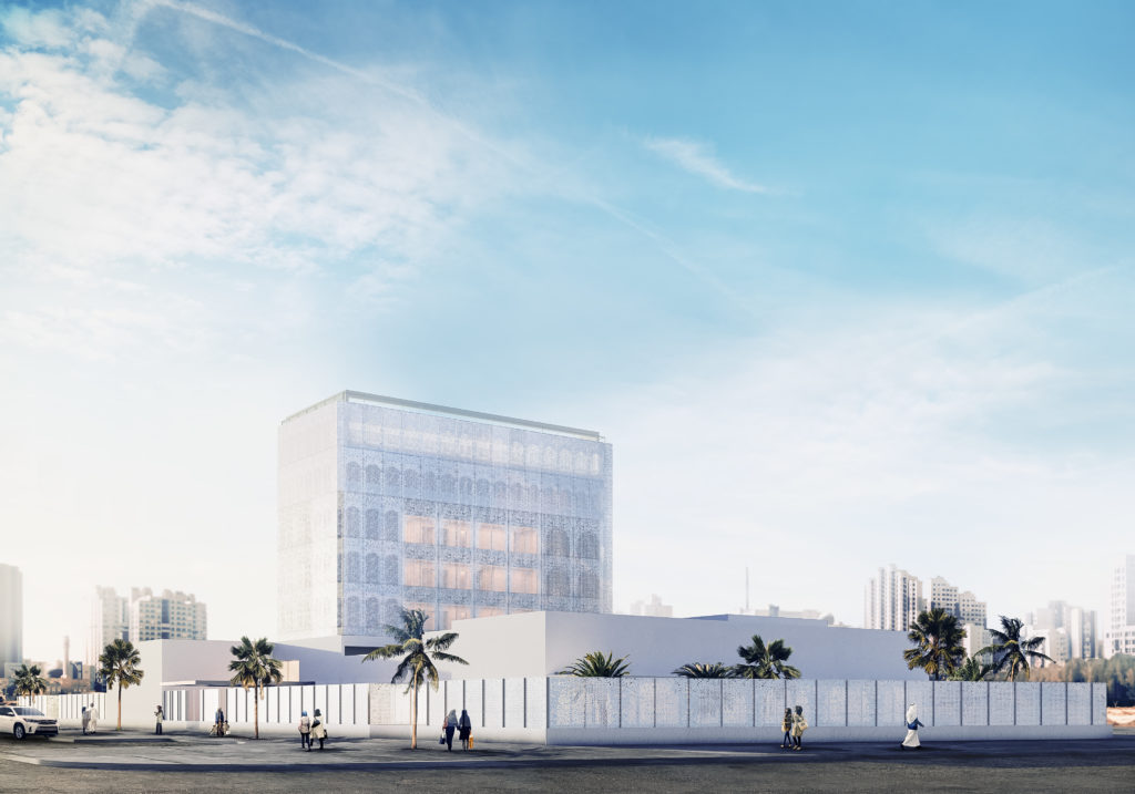Breast Imaging & Diagnostic Center by AGi architects - arquitectura sanitaria en kuwait
