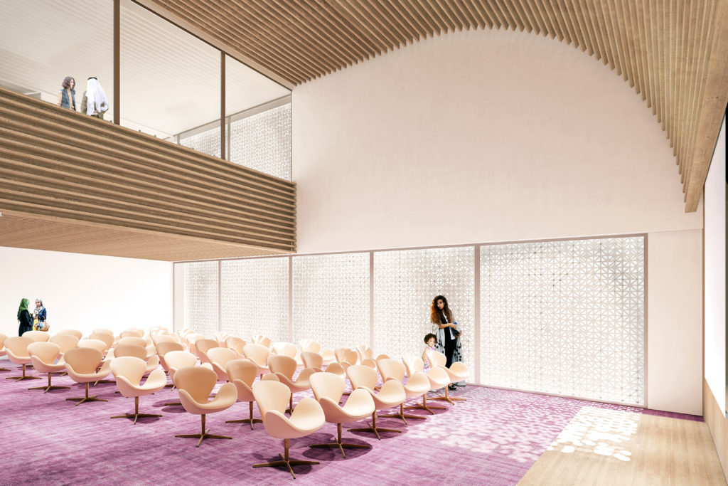 Breast Imaging & Diagnostic Center by AGi architects - - arquitectura sanitaria en kuwait