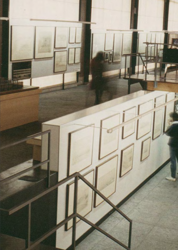 Centro de Arte de la Arquería de Nuevos Ministerios - 1988