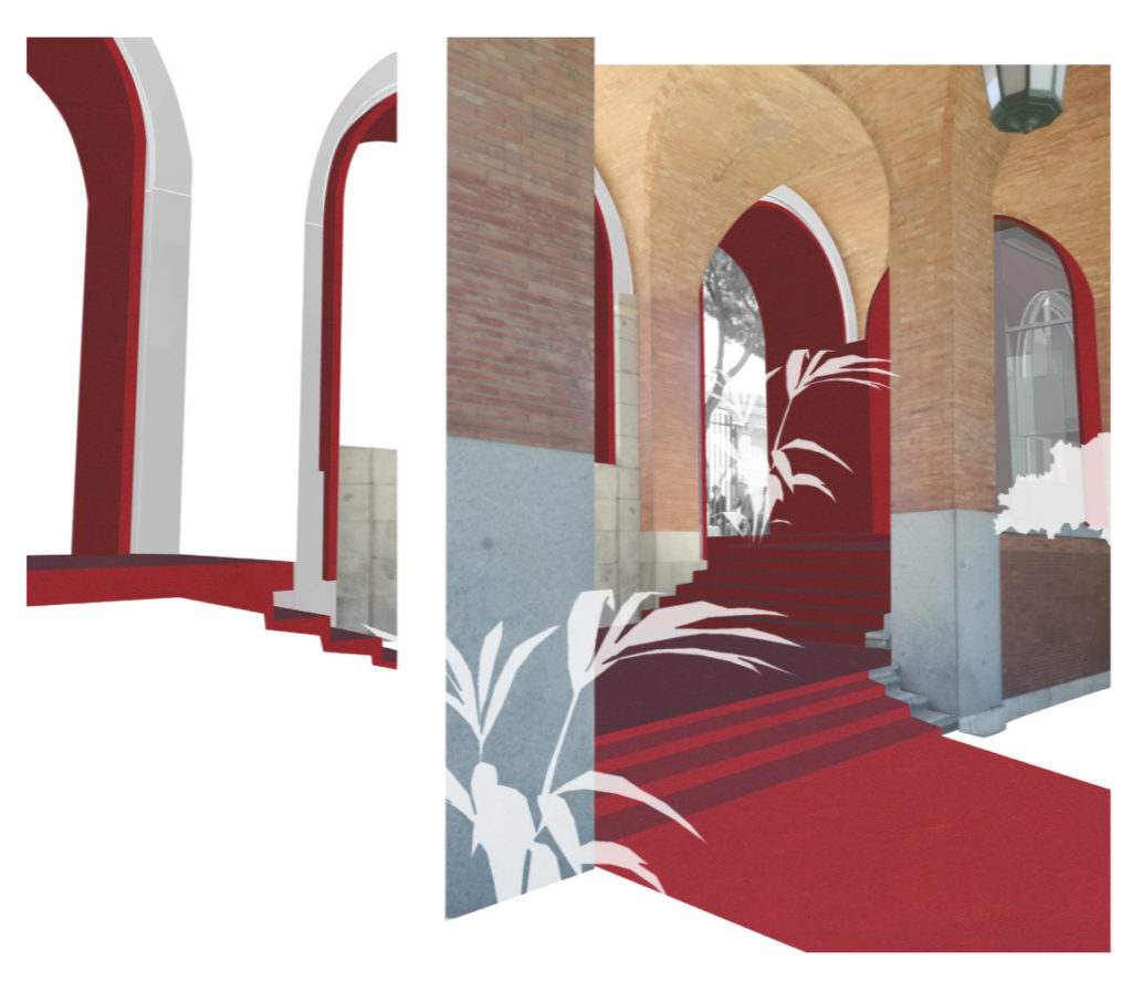 Centro de Arte de la Arquería de Nuevos Ministerios - Propuesta de AGi achitects