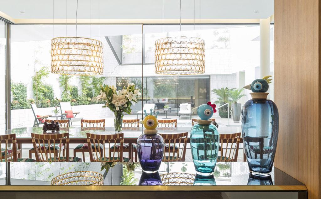 Spaces of living: urban reflections of Kuwaiti society. Three Gardens House AGi architects.