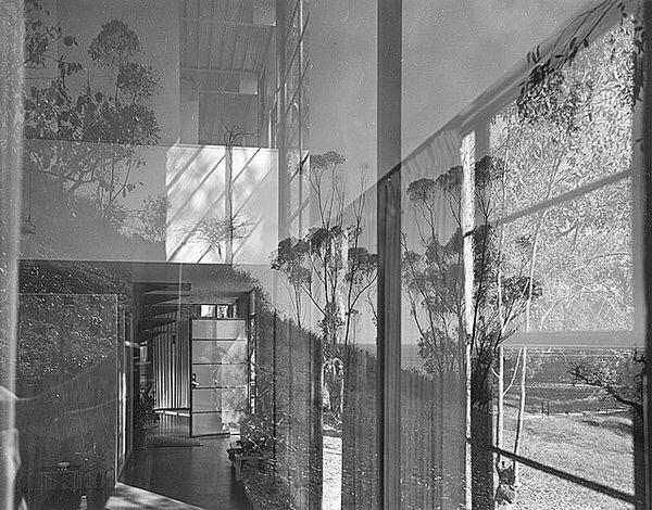Arquitectura doméstica moderna. Casa Eames