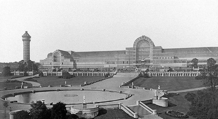 Invernadero Crystal Palace