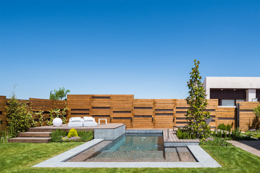 Green Pool - AGi architects' projects in Spain