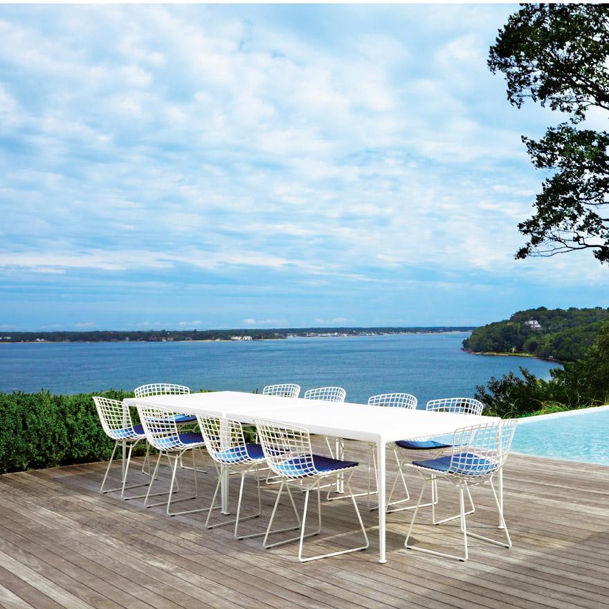 Bertoia Collection - sillas de exterior