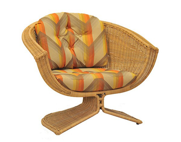 Lotus Chair - outdoor chairs