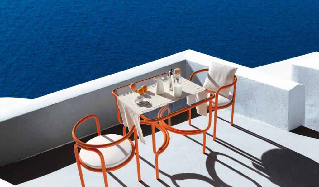 Locus Solus - sillas de exterior