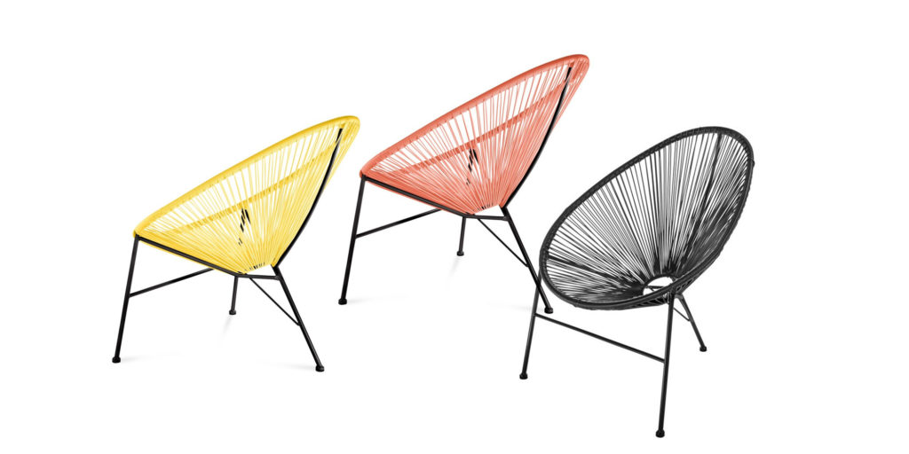 Silla Acapulco - outdoor chairs