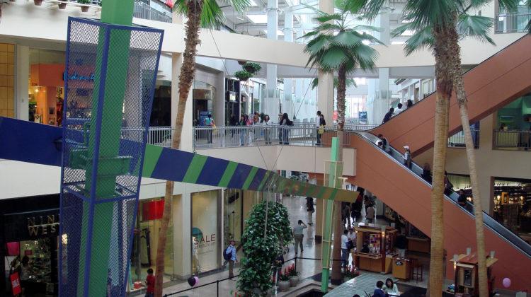 Nostalgia, cine y arquitectura en el centro comercial