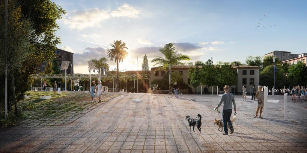 Yacimiento de la Arrixaca - Propuesta de AGi architects