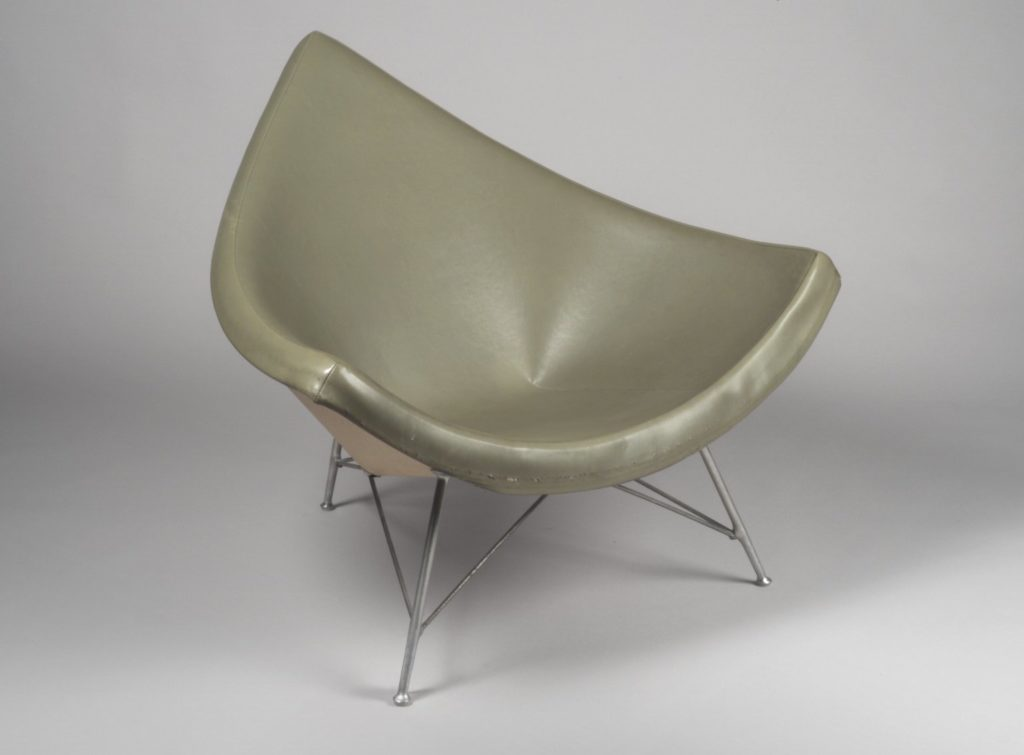George Nelson. Coconut Chair
