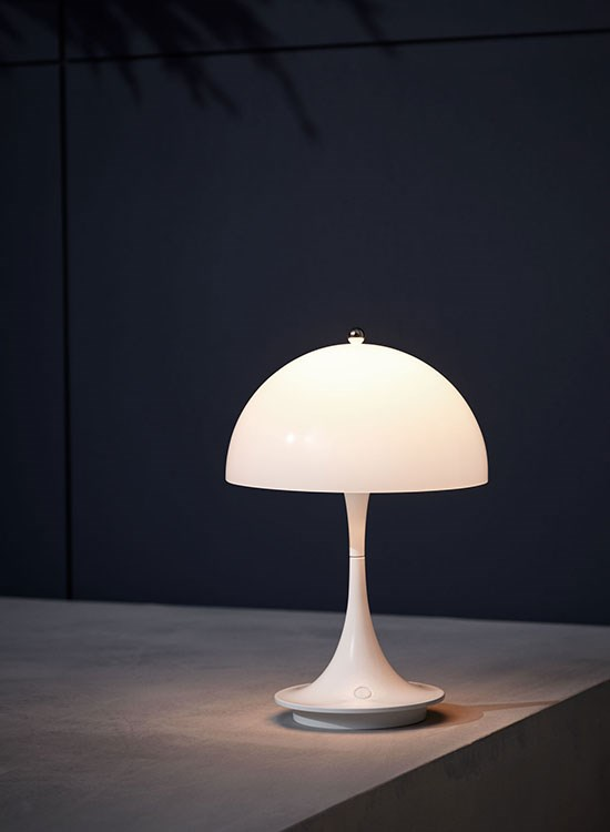 Panthella - modern lamps