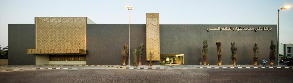 arquitectura sanitaria AGi architects