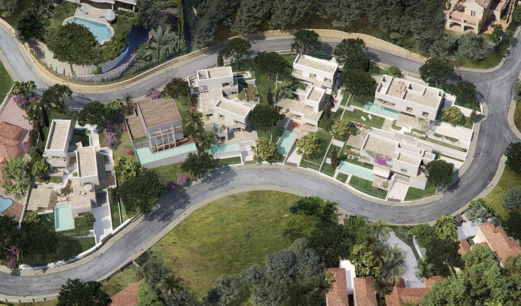 5 Gemas. Viviendas de lujo en Marbella - AGi architetcs