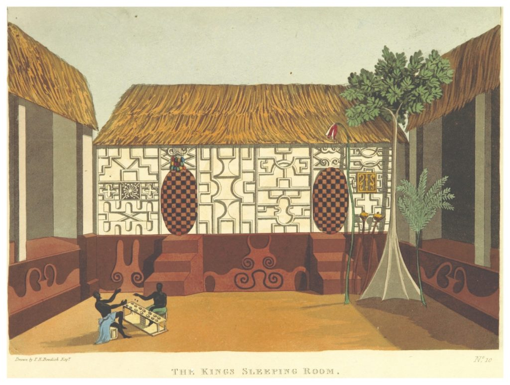 Akan courtyard house