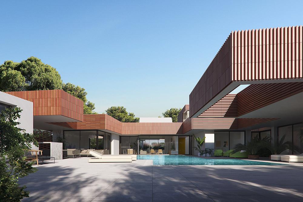Passivhaus - AGi architects - Villa Archipiélago