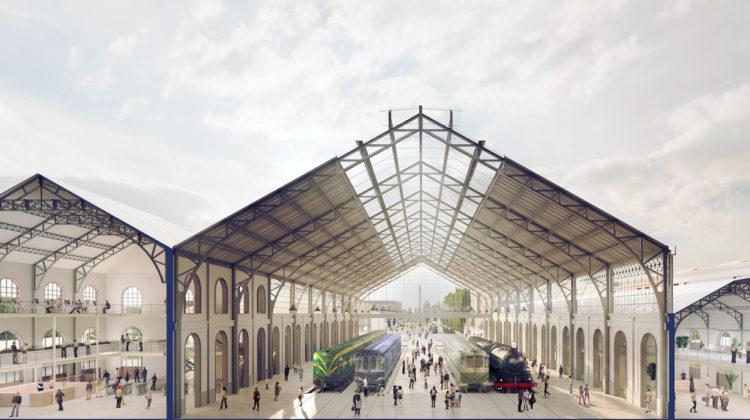 Galería de Máquinas. Un nuevo Museo del Ferrocarril