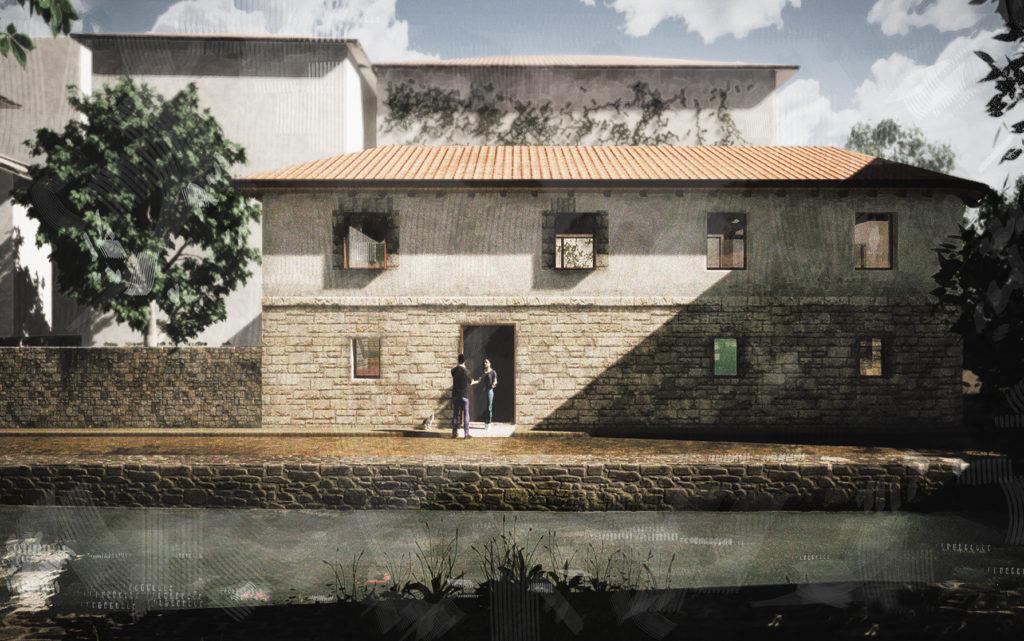 Obras 2020/21 - AGi architects. Lonja de Limpias