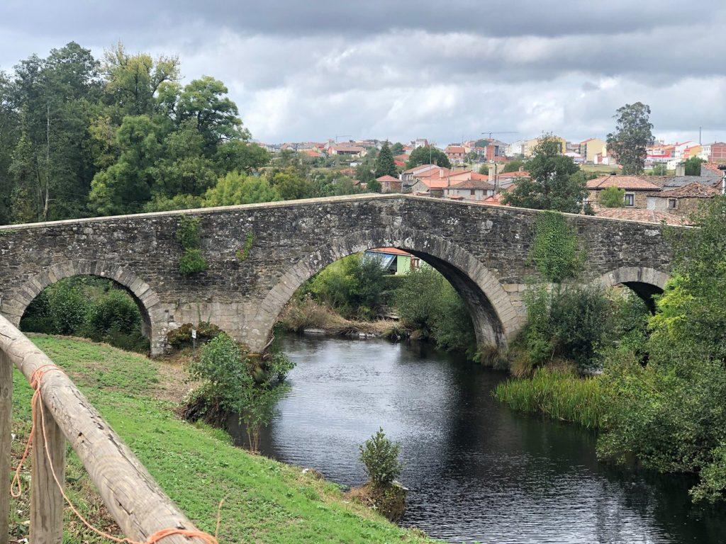 Obras 2020/21 - AGi architects. Puente de Furelos