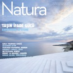 GDIS, B&W and S Cube Chalet, AGi's projects featured on the Turkish Natura magazine