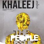 Artículo sobre AGi architects en el último número de la revista Khaleejesque