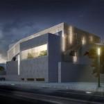 """Three Gardens House, vivienda unifamiliar de diseño moderno que forma parte de la exposición """"Arquitectura y Luz"""""""