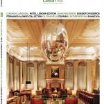 Reportaje de la Iglesia de la Ascensión del Señor en la revista Proyecto Contract
