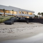 """Two of our  single-family luxury homes feature on the book """"Houses Now. Material Style"""""""