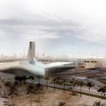 """El edificio gubernamental GDIS, en el evento """"Grandes Proyectos de Arquitectura"""" en Madrid"""