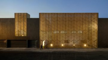 We share our architectural vision in Muscat, Oman