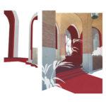 Centro de Arte de la Arquería de Nuevos Ministerios para la Fundación ENAIRE