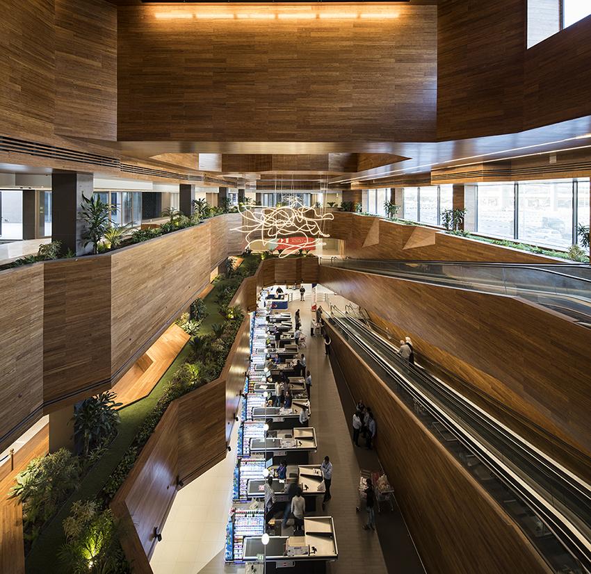 Manara Mall — AGi Architects